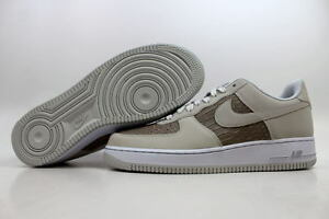 brand new ebc10 4d6b8 Image is loading NEW-NIKE-CLASSIC-AIR-FORCE-1-SHOES-LIGHT-