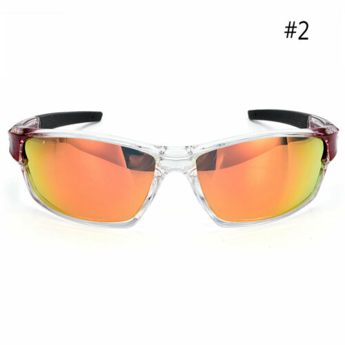 Men/'s Sport Polarized Sunglasses Outdoor Riding Fishing Goggles Glasses Gift New