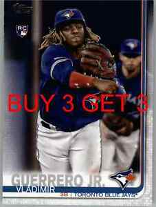 99cent-2019-TOPPS-UPDATE-BASEBALL-CARDS-YOU-PICK-COMPLETE-YOUR-SET-List-US1-300