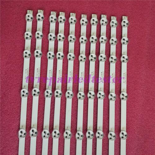 10pcs 32 inch LED Strip for VESTEL 32D1334DB VES315WNDL-01 VES315WNDA-01 574mm