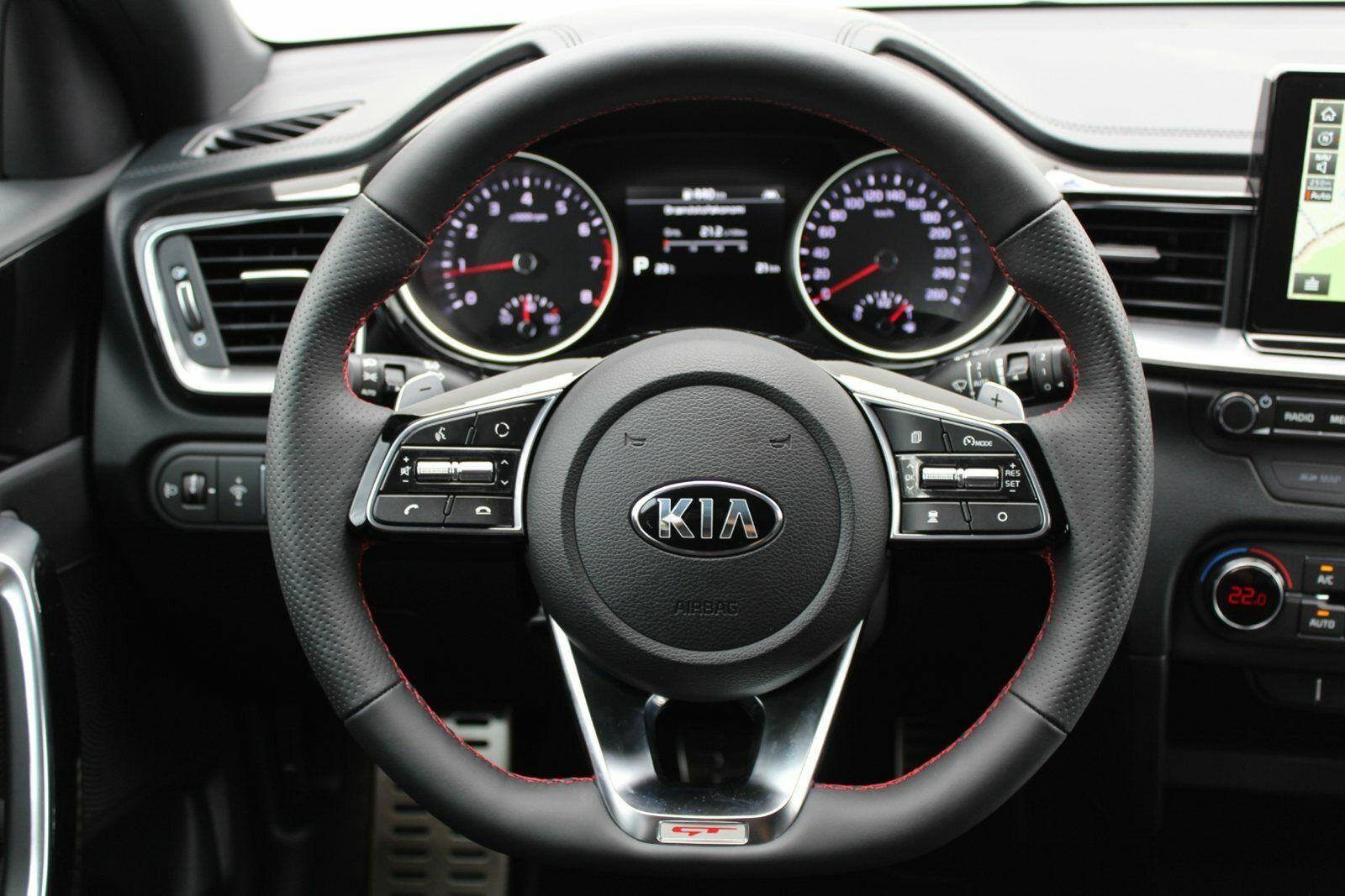 Kia ProCeed 1,6 T-GDi GT DCT - billede 9