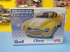 Chevrolet Chevy SSR Concept Pick-Up Gelb 85-7206 Bausatz Kit 1//25 1//24 Revell Mo