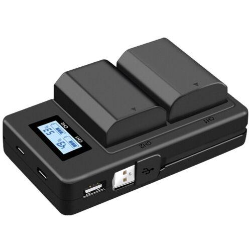 1X Np-Fz100 Npfz 100 Fz100 Cargador De Batería Para Sony A9, Alpha A7R Iii Alpha, W2E