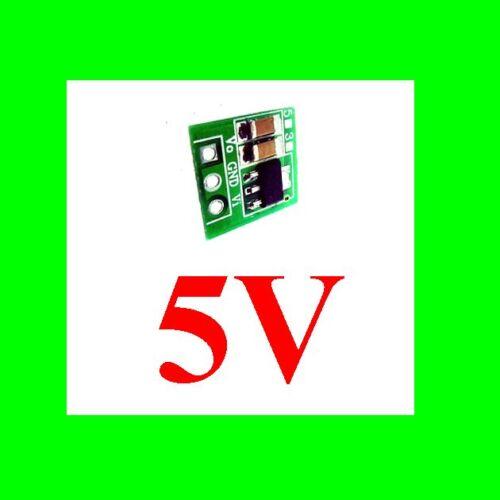 Boost Step-up Converter Module DC-DC 1.5V 1.8V 2.5V 3V 3.3V 3.7V 4.2V to 5V