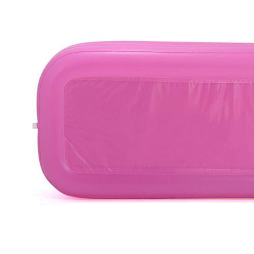 160cm Portable Pliant Adulte Baignoire PVC Spa Chaud Gonflable Baignoire Maison