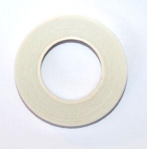 1 bobine de ruban fleuriste blanc  </span>