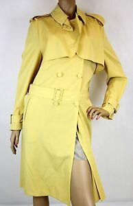 2550-New-Authentic-Bottega-Veneta-Womens-Wool-Trench-Coat-Jacket-307691-9441
