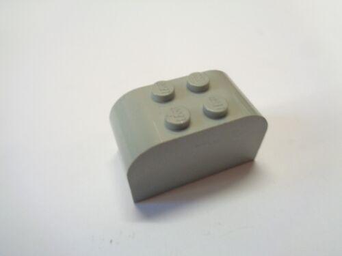 LEGO Brique Spéciale Brick Modified With Double Curved choose color 4744