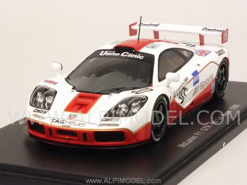 McLaren F1 GTR  Le Mans 1996 Nielsen - Bscher - Kox 1 43 SPARK S4405  remise élevée