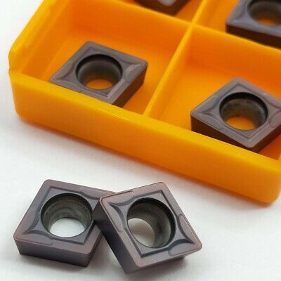 10pcs CCMT09T308 CCMT32.52 VP15TF CNC carbide INSERT