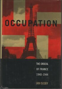 BOOK-MILITARY-WAR-OCCUPATION-ORDEAL-OF-FRANCE-1940-1944-348-PAGES-ILLUSTRATED