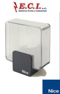 NICE-ERA-EL24-Lampeggiante-per-automazioni-24-Vac-dc-antenna-integrata
