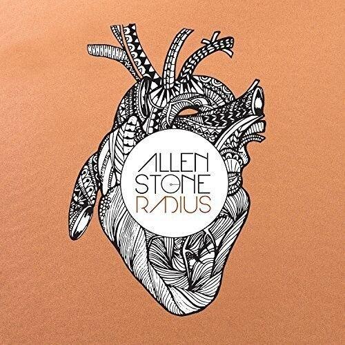 Allen Stone - Radius [New Vinyl] Deluxe Edition