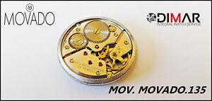 Movement MOVADO.135. Diameter Sphere 30.5mm REF.666