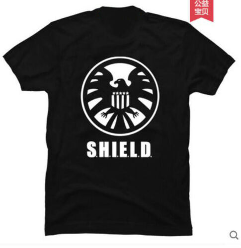 Aegis Bureau of Hydra autour des Etats-Unis TV Show T-shirt COS