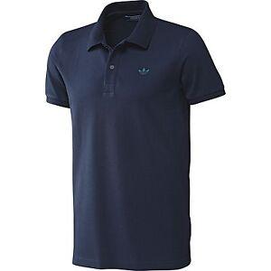 Men S Adi Pique Polo Shirt Adidas Originals Polo Shirt Ebay