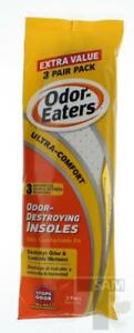 Odor-Eaters-Ultra-Comfort-Insoles-3-Pack-FREE-SAME-DAY-SHIPPING-10C