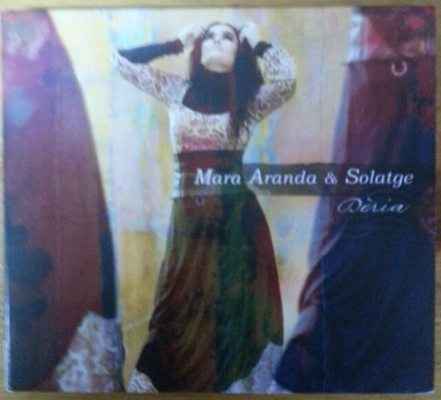 MARA ARANDA I SOLATGE - DERIA - CD WORLD MUSIC - VALENCIA FOLK MUSIC