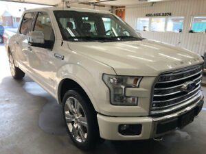 Ford F150 limited 2017 34000km