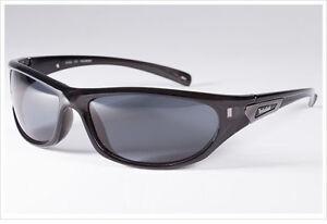 Dark-Grey-Men-039-s-Sunglasses-with-Smoke-Polarized-Lenses-amp-UV-Protection