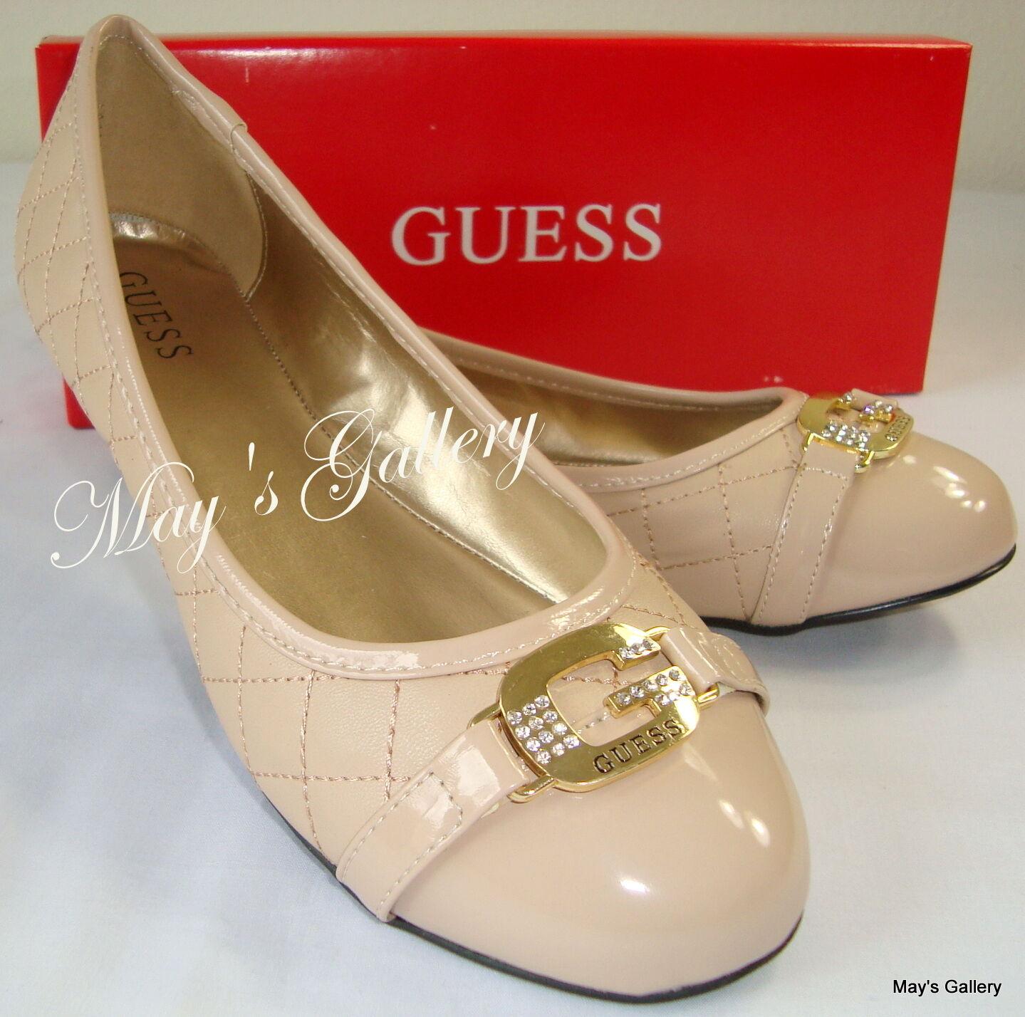 GUESS Jeans Schuhes Flops Flat Flats Heel Flip Flops Schuhes Sandales Flop shoe Ballet NIB 6 f39e5b