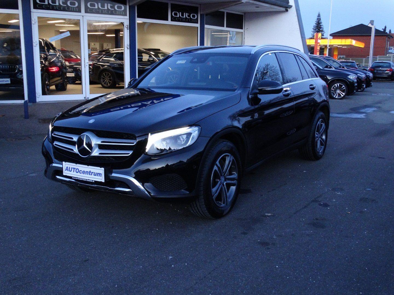 Mercedes GLC220 d 2,2 aut. 4-M 5d - 5.217 kr.
