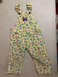 Vintage OshKosh Vestbak overalls