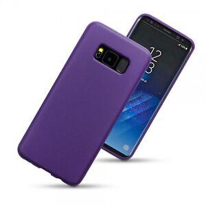 Galaxy-S8-Plus-Classic-Series-Impact-Resistant-Rugged-Flexible-Gel-Case-Purple