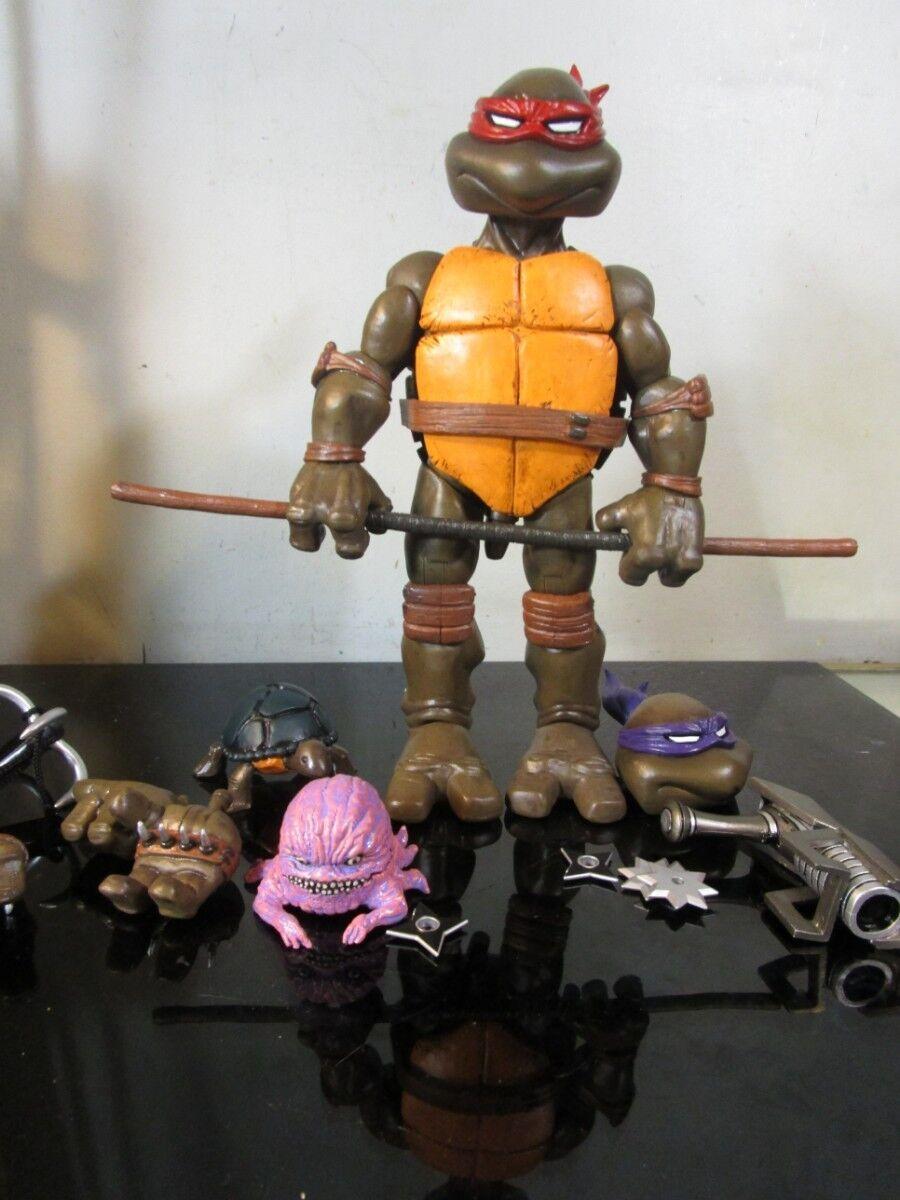 Mondo Tees Teenage Mutant Ninja Turtles  Donatello Collectible Figure (échelle 1 6