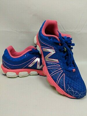New Balance Womens 890v4 Running Course Shoes in Blue//Pink
