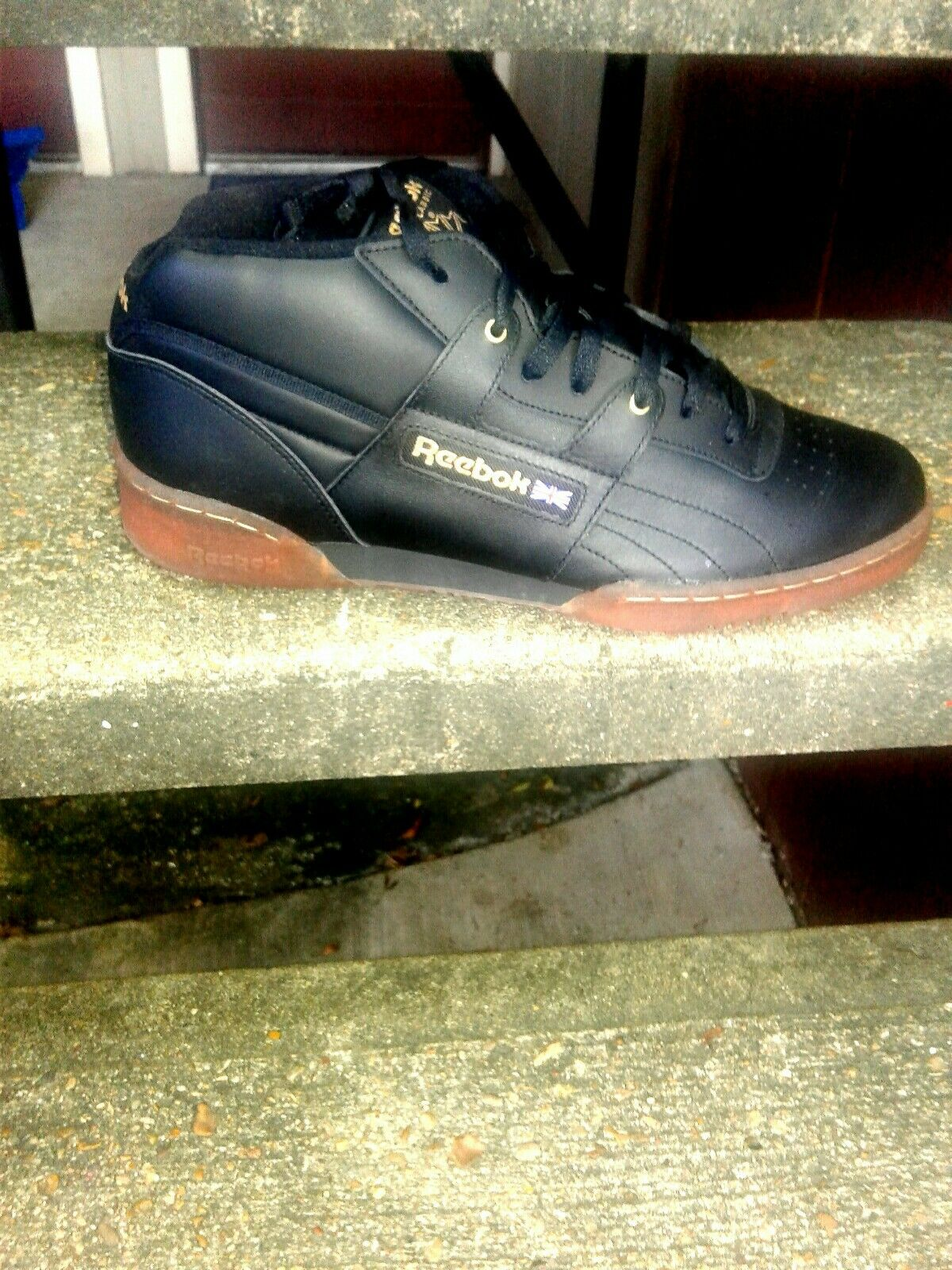 Reebok Workout Ice Mid Men 11.5 for