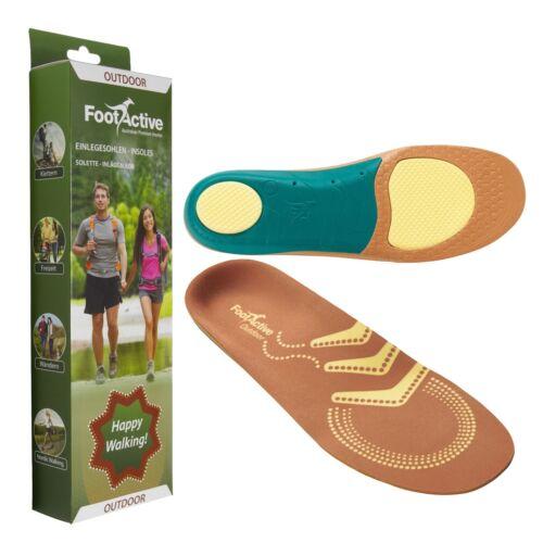 Superfeet Herren Trailblazer Comfort Ergonomisch Schuheinlage Einlegesohle Grün