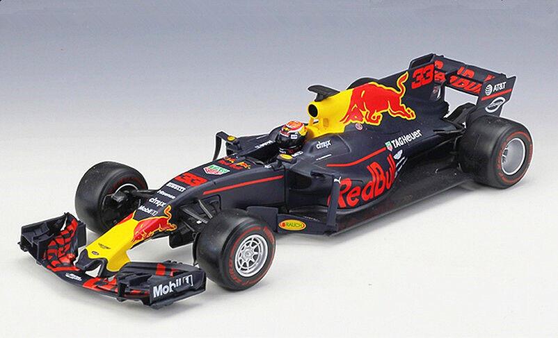 Bburago 1 18 F1 Red Bull Racing RB13 Max Verstappen Diecast  Racing