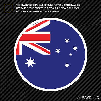 Australian Coat of Arms Sticker Decal Self Adhesive Vinyl Australia flag AUS AU