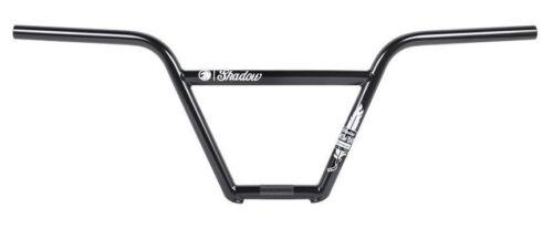 "SHADOW CONSPIRACY CROWBAR FEATHERWEIGHT BARS BMX BIKE S/&M CULT HARO 8.7/"" BLACK"