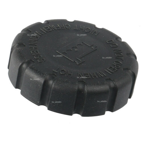 Radiator Coolant Reservoir Expansion Tank Cap Screw-On Type For Mercedes-Benz