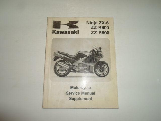 1993 1996 Kawasaki Ninja Zx