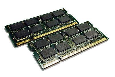 2gb di RAM memoria per IBM ThinkPad t60 1952-xxx 2613-xxx ddr2