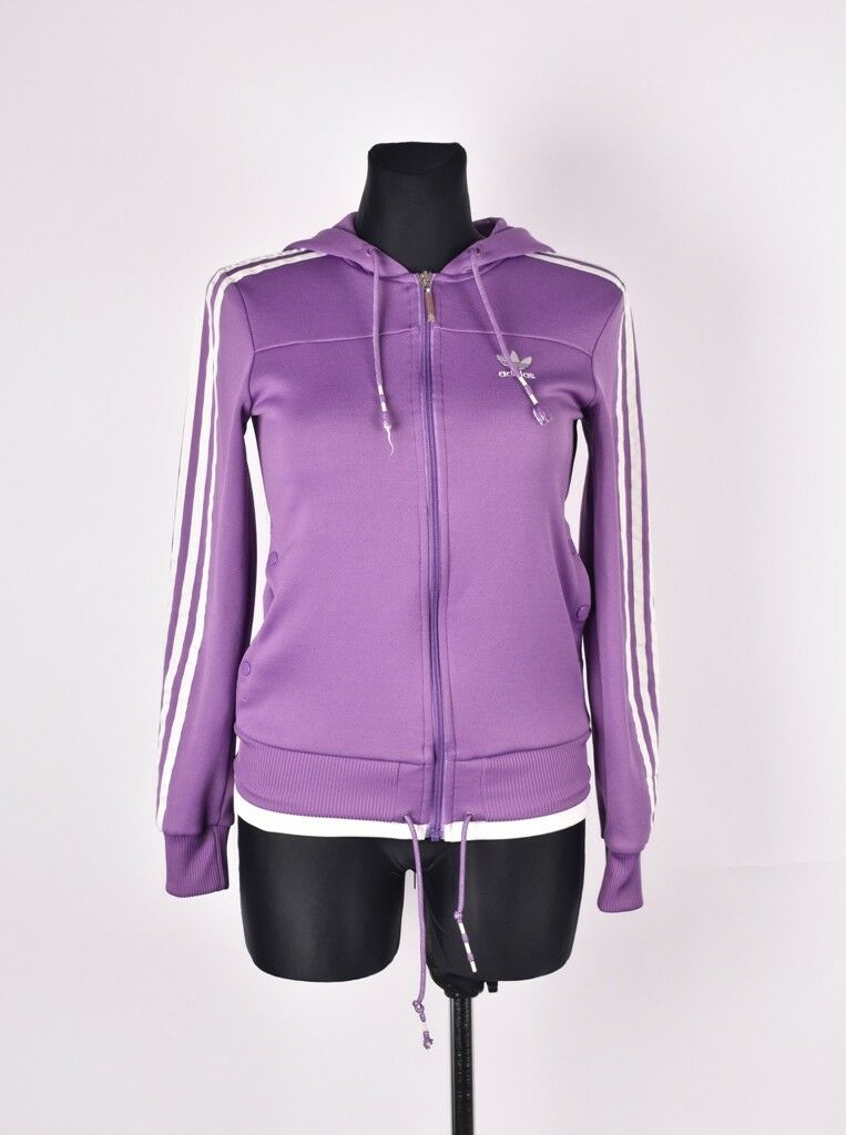 Adidas Hooded Women Jumper Size 8