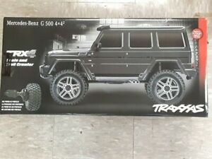 Traxxas-82096-4-TRX-4-Trail-Crawler-Mercedes-Benz-G500-4X4-BLK