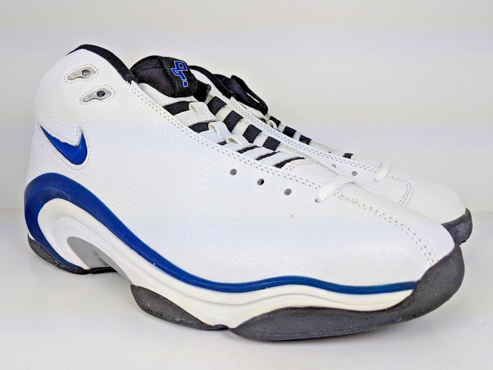 Nike Air Pippen II 2 1998 OG White Varsity Royal-Black (830055-142) sz 10.5