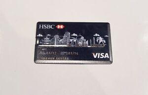 Black Carte Visa Hsbc.Details About Minigz Hsbc Black Credit Card Usb Stick 64gb Memory Accessory Pc Flash Drive 2 0