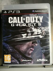 PS3 COD Call of duty Ghosts - Playstation game