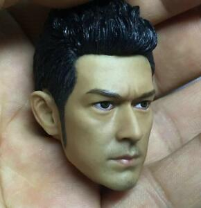 """1:6 Scale Asian Star Takeshi Kaneshiro Head Model Toy For 12/"""" Male Figure Body"""