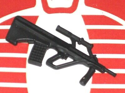 GI Joe Weapon REX THE DOCTOR LEWIS Rifle ROC 2009 Original Accessory