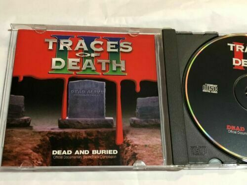 Traces of Death 3 / O.S.T. : Traces of Death III Heavy Metal 1 Disc CD