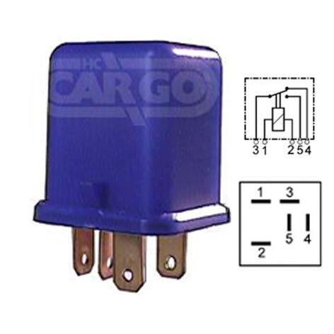 Isuzu Charge Light Control Relay Trooper 3.0 3.1 D DT Alternator Charging Relay