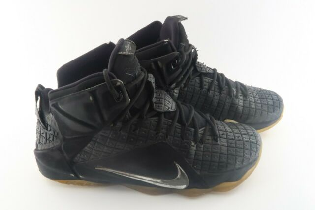 Nike LeBron 12 EXT Rubber City 2015 for