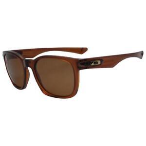 90d00671670 Oakley OO 9175-06 Polarized Garage Rock Dark Amber w Bronze Lens ...
