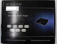 Elektron Ehp-608 Mini 1080p Networked Media Player With Remote